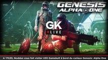 [GK Live replay] Noddus vous fait visiter USS Gamekult à bord du curieux Genesis: Alpha One
