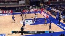 Zenit St Petersburg - UNICS Kazan Highlights | 7DAYS EuroCup, T16 Round 5