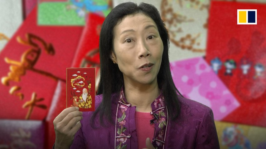 Lunar New Year 'Laisee' tradition