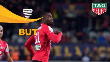 But Marcus THURAM (55ème) / EA Guingamp - AS Monaco - (2-2) - (EAG-ASM) / 2018-19