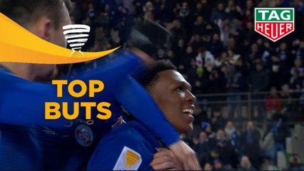 Top buts 1/2 finale - Coupe de la Ligue BKT / 2018-19