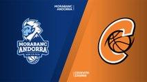 MoraBanc Andorra - Cedevita Zagreb Highlights | 7DAYS EuroCup, T16 Round 5