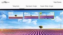 Presentación oficial de LG V40 ThinQ