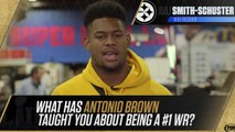 JuJu Smith-Schuster talks 'GOAT season,' the best NFL WRs, and his Super Bowl Prediction