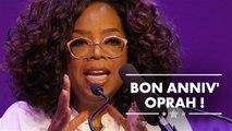 Oprah Winfrey : 65 ans d'inspiration