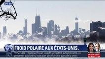 Coupures de courant, transports perturbés... Chicago totalement paralysée par le froid