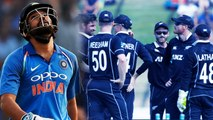 IND vs NZ 4th ODI, Match Highlights: New Zealand defeated India by eight wickets | वनइंडिया हिंदी