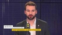 """Loi """"anti-casseurs"""" : """"Il y a des aspects caractéristiques des régimes autoritaires dans cette loi"""" pour le député Ugo Bernalicis (#LFI)"""
