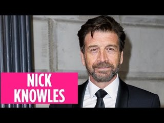 Nick Knowles reveals secret to weight loss on I'm a Celebrity