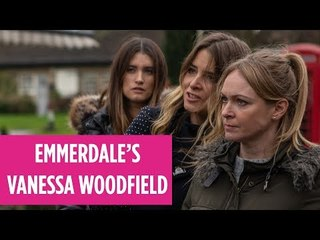 Emmerdale spoilers: What's next for Vanessa and Charity?