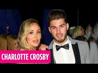 Charlotte Crosby reveals a behind the scenes secret about The Charlotte Show