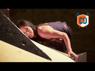 Eugenie Lee Takes On Yonder Blokfest | Climbing Daily Ep.1343