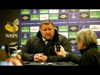 """""""We've got to come back energised. We've got some massive games coming our way."""""""