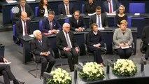 A holokausztra emlékeztek a Bundestagban