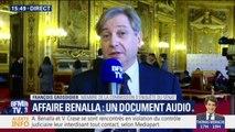 """Affaire Benalla: pour François Grosdidier, les révélations de Mediapart confirment """"les intuitions de la commission d'enquête sénatoriale"""""""