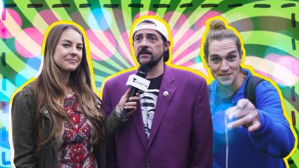 Kevin Smith Tells Us The Last Time He Smoked Weed
