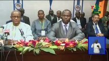 RTB/Reunion des experts du secrétariat permanent du G5 Sahel sur le  prochain sommet du G5 Sahel à Ouagadougou