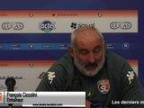 (J20) Laval vs Drancy, avant-match avec F.Ciccolini