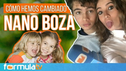 "Carlota Boza entrevista a Nano Boza: ""No sé si un spin-off de 'La que se avecina' tendría la misma chispa"""