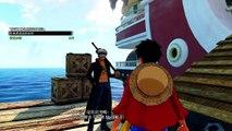 One Piece World Seeker - Gameplay