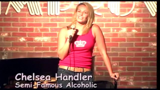 Chelsea Handler - Laugh out Loud Comedy Shorts 23: Chelsea Handler