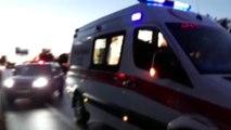 Muğla Askeri Personel Taşıyan Minibüs Su Kanalına Düştü: 3 Asker Yaralı