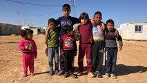 Zaataris Kinder: Leben im Flüchtlingslager