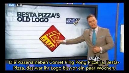 Der kohärenteste Massenmedien Bericht über #Pizzagate, den du jemals sehen wirst. (Deutsch)