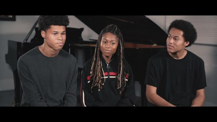 Sheku Kanneh-Mason - Deep River - In Discussion with Sheku, Braimah and Isata Kanneh-Mason