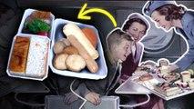 Why Does Airplane Food Taste So Bad?