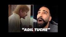 Adil Rami parodie Jeff Tuche et tacle la LFP