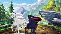 Horseland en Français | Vaincre ses peurs | Bande dessinée de cheval pour les enfants |