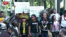 Janeiro Vermelho  Indígenas ocupam Brasília em defesa de demarcações