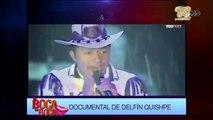 Delfin Quishpe estrena documental