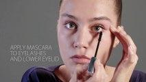 creating defined Eyelashes