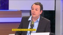 "Pannes successives gare Montparnasse : ""On a pas assez investi dans l'infrastructure ferroviaire"" (Laurent Berger, CFDT)"