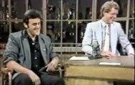 Jay Leno @ David Letterman, 16 August 1984