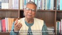 Muhammad Yunus aux Rendez-vous de Bercy 2019
