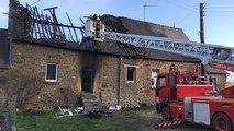 Un incendie mortel ravage une habitation au Haut Quittay