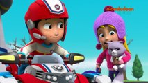 Paw Patrol : la Pat'Patrouille | Chez Everest | NICKELODEON JUNIOR