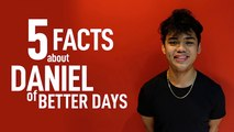 Better Days - 5 Facts About Daniel of Better Days | soupstarTV
