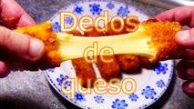 receta DEDOS O PALITOS DE QUESO _ recetas de cocina faciles rapidas y economicas _ comidas ricas