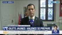 Jusqu'à 10.000 gilets jaunes à Valence demain? Le maire a pris des dispositions exceptionnelles