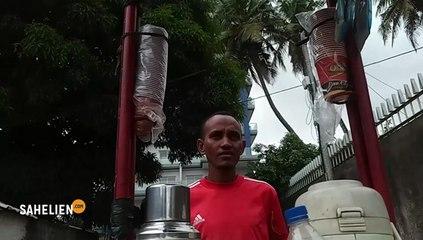 Ahmed Ag Bilal : « J'ai fui la guerre au Mali et je vends aujourd'hui du café à Abidjan »