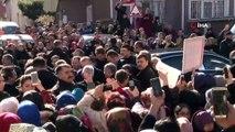 Cumhurbaşkanı Erdoğan'a Cami Açılışında Yoğun Sevgi Gösterisi