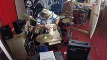 AMY WINEHOUSE/THE ZUTONS 'VALERIE, CAJON/HAND PERCUSSION COVER BY GERRY ATRIC