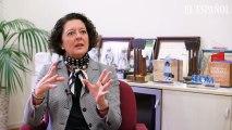Ruth Vera , Jefa del Servicio de Oncología Médica en el Complejo Universitario de Navarra y presidenta de SEOM