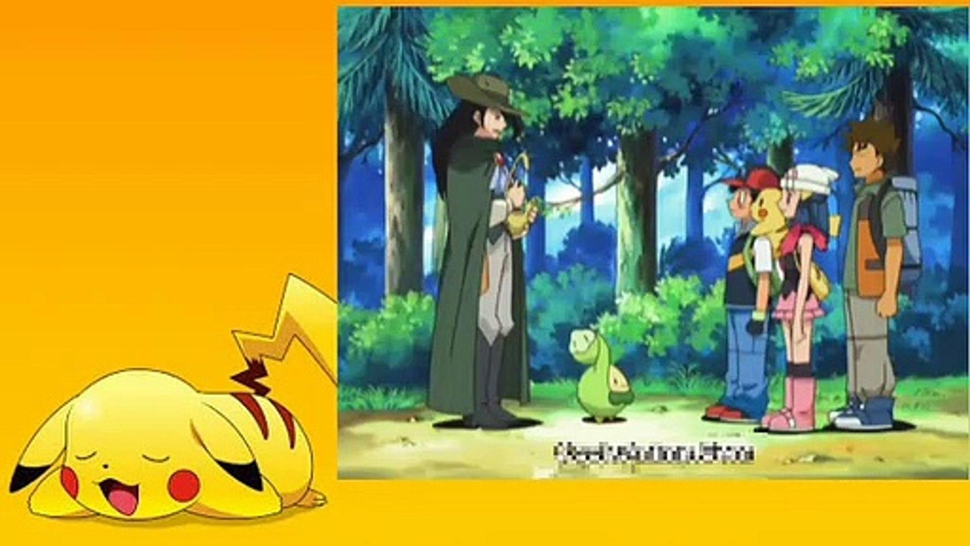 Pokemon diamond and pearl episode 4 in Hindi || Pokemon generation 4  episode 4