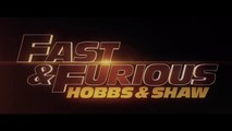 Fast & Furious :  Hobbs & Shaw - Bande-Annonce VOST