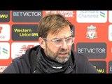 Liverpool 1-1 Leicester - Jurgen Klopp Full Post Match Press Conference - Premier League
